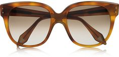 Audrey Squareframe Acetate Sunglasses - Lyst