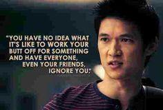 Glee - Mike Chang
