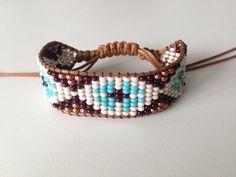 Personalized Photo Charms Compatible with Pandora Bracelets. Loom Beading Tear de miçangas #Bohemian #Fashion #Style #Indie #Boho #Navajo
