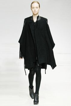 I want this to be my New York winter look.  Rad Hourani Collection #3.