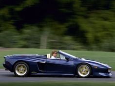 Koenig Ferrari Testarossa Spider