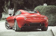 Alfa Romeo Disco Volante 8C