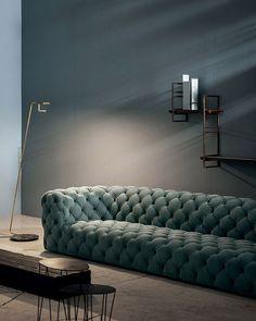 Entzuckend 20 Neue, Moderne Und Richtig Komfortable Designer Sofas | Möbel | Pinterest  | Sofa Chester, Chesterfield Couch Und Chesterfield Sofa