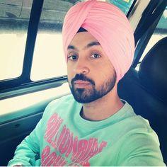 Diljit Dosanjh Ranveer Singh, Celebs, Celebrities, Strike A Pose, Bearded Men, Actors & Actresses, Bollywood, Handsome, Singer