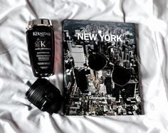 #newyork#shampoo#kérastase#book#style#photography#nikon#menstyle#men