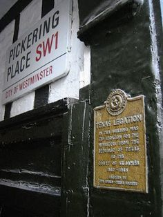 Unique Places: Embassy of Texas in London