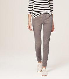 Primary Image of Petite Skinny Corduroy Pants in Marisa Fit