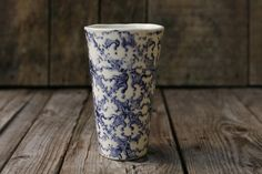 ArtetManufacture - blue/cream coffee mug