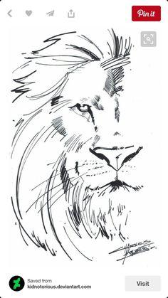 lion sketch tattoos aslan lion tattoo tattoos of lions lion drawing Tattoo Design Drawings, Tattoo Sketches, Drawing Sketches, Art Drawings, Drawing Ideas, Tattoo Designs, Drawing Art, Bible Drawing, Lion Tattoo Design