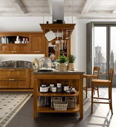 Oltre 1000 idee su bancone in legno su pinterest controsoffitti in legno tavolo alto tipo - Bancone cucina legno ...