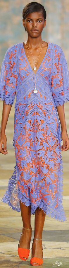 Spring 2016 Ready-to-Wear Tory Burch