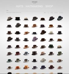 Hat page! Very nicely done