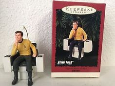 Star Trek Christmas Ornaments - Captain James T. Kirk 2