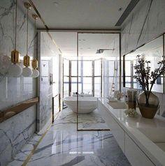A splash of luxurt for your life via www.arthomegarden.com