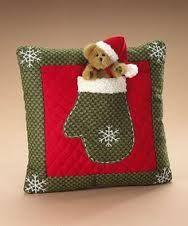 Resultado de imagen para imagenes de cojines navideños 2007