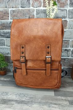 Backpack Laptop Ανδρικό 'Oxford' Ταμπά (+USB) Men Bags, Laptop Backpack, Oxford, Satchel, Usb, Backpacks, Men's Bags, Satchel Purse, Bags For Men