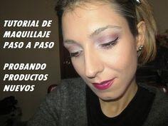 Tutorial de maquillaje - PROBANDO PRODUCTOS NUEVOS