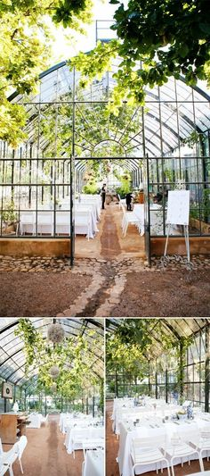Charming venue overflowing with natural light   Photo by Moira West