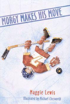 Morgy Makes His Move: Maggie Lewis, Michael Chesworth: 0046442196802: Amazon.com: Books