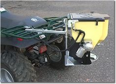 Seeding Equipment from Prairie Habitats Inc.