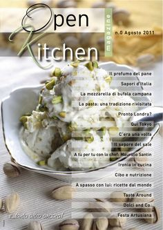 n°0 of Open Kitchen Magazine