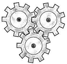 Drawn gears