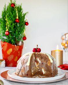 White Chocolate Ganache, Dessert Chocolate, I Love Chocolate, Chocolate Ice Cream, Chocolate Recipes, Impressive Desserts, Easy Desserts, Best Dessert Recipes, Sweet Recipes