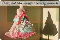 princess bustle dress.