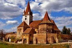 Private Tour of Transylvania from Bucharest in Romania Europe Sibiu Romania, Romania Bucharest, Building Silhouette, Sacred Architecture, Place Of Worship, City Buildings, Kirchen, Eastern Europe, Travel Around The World