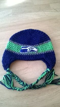 HEY 12th MAN! Show your Seattle Seahawk pride! All inspired Seattle Seahawk hats only $10 plus $5 s&h