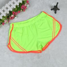 Sport Shorts Women Summer Fitness Comfortable Legging Shorts Capris For Women Pantacourt Femme#B704