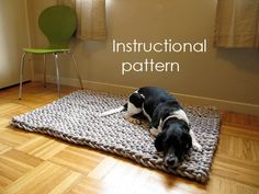 Rope rug PDF pattern by caracorey on Etsy, $5.50