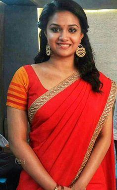 Indian Bridal Sarees, Indian Beauty Saree, Beauty Full Girl, Beauty Women, Dark Beauty, Beautiful Girl Image, Beautiful Ladies, Beautiful Celebrities, Elegant Saree