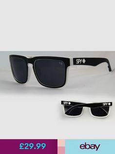 6a9283f92a Spy Sunglasses Logan Black Happy Grey Green Polar