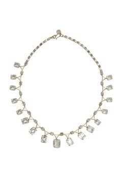Vintage Art Deco Rhinestone Choker Sparkling Baguette Stones — Serendipitous Project Art Deco Necklace, Art Deco Jewelry, Art Deco Diamond, Diamond Jewelry, Sterling Necklaces, Jewelry Necklaces, Baguette, Vintage Art, Vintage Jewelry