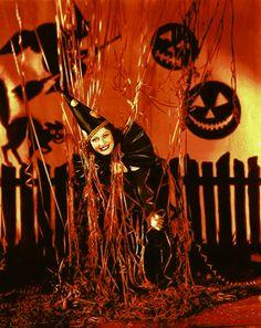 Joan is enjoying The Halloween spirit!