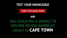 Win A Trip For 2 To South Africa - Michael W Travels...