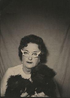 vintage portrait ╰დ╮ woman with horn-rimmed Gglasses by depthandtime Antique Photos, Vintage Pictures, Vintage Photographs, Old Pictures, Vintage Images, Old Photos, Vintage Dog, Vintage Ladies, Selfies