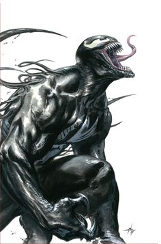 Marvel Amazing Spider-man: Venom Inc Alpha cover by Gabriele Dell'Otto Dr Doom Marvel, Marvel Comics, Venom Comics, Buy Comics, Marvel Villains, Marvel Art, Marvel Heroes, Marvel Characters, Spiderman Venom