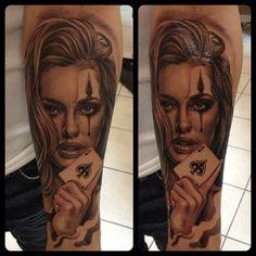 Tattoo by Eric Marcinizyn