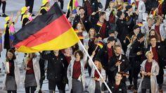 Olympia 2016 Delegation Deutschland