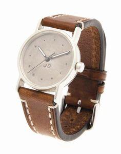 Handmade Sterling Silver Watch #19