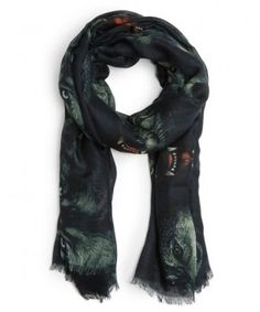 12 Thick-Enough Scarves For The Seasonal Transition