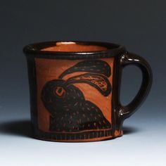 Ron Philbeck Rabbit Mug