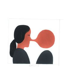 Geoff McFetridge, 'Untitled 6,' 2015, Joshua Liner Gallery