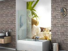 Fresh Spritzschutz Zen Bambus B x H cm x cm von Klebefieber Bambus im Badezimmer Pinterest