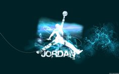 Michael Jordan Air Logo Wallpaper