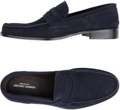 Antony Sander Men Loafers on YOOX. The best online selection of Loafers Antony Sander. YOOX exclusive items of Italian and international designers - Secure payments Mens Winter Boots, Loafers Men, Chelsea Boots, Oxford Shoes, Dress Shoes, Lace Up, Footwear, Fashion, Moda
