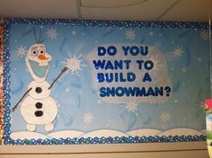 Frozen Classroom on Pinterest | Frozen Bulletin Board, Minecraft ...
