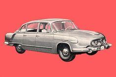 Tatra 603-2, 1962